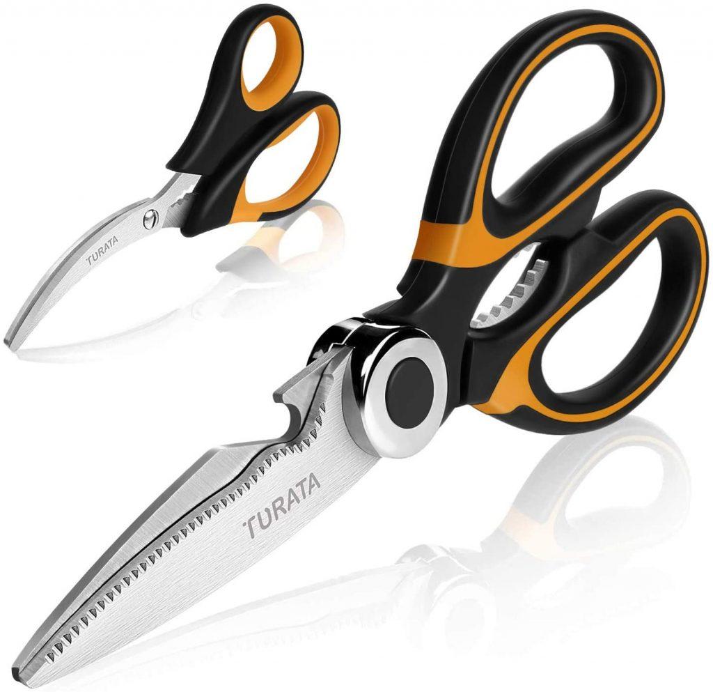 TURATA Heavy Duty Kitchen Scissors