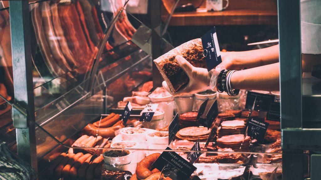 butchers shop