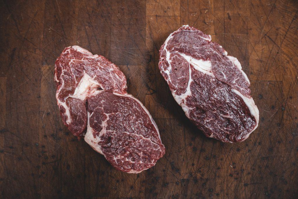 fresh vs frozen meat