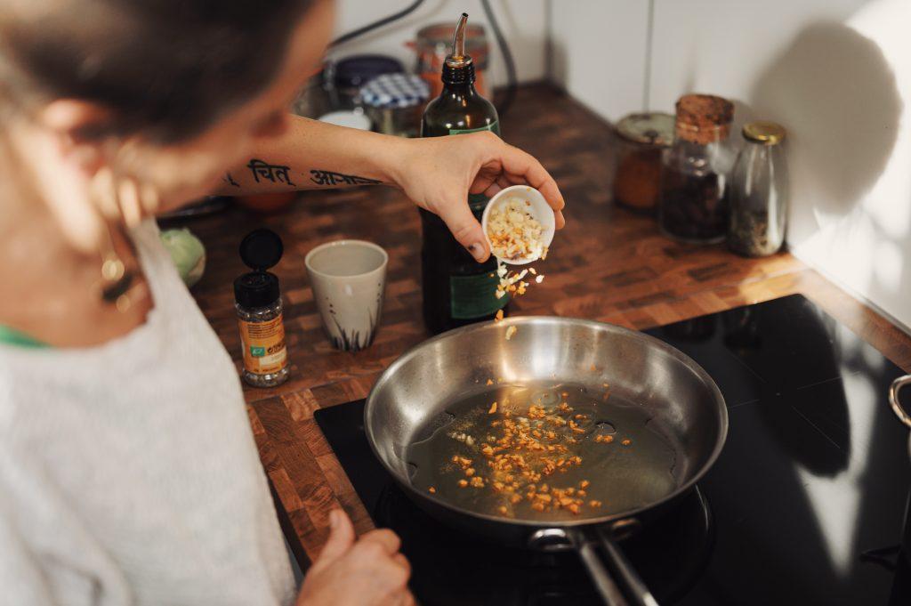 old cooking method