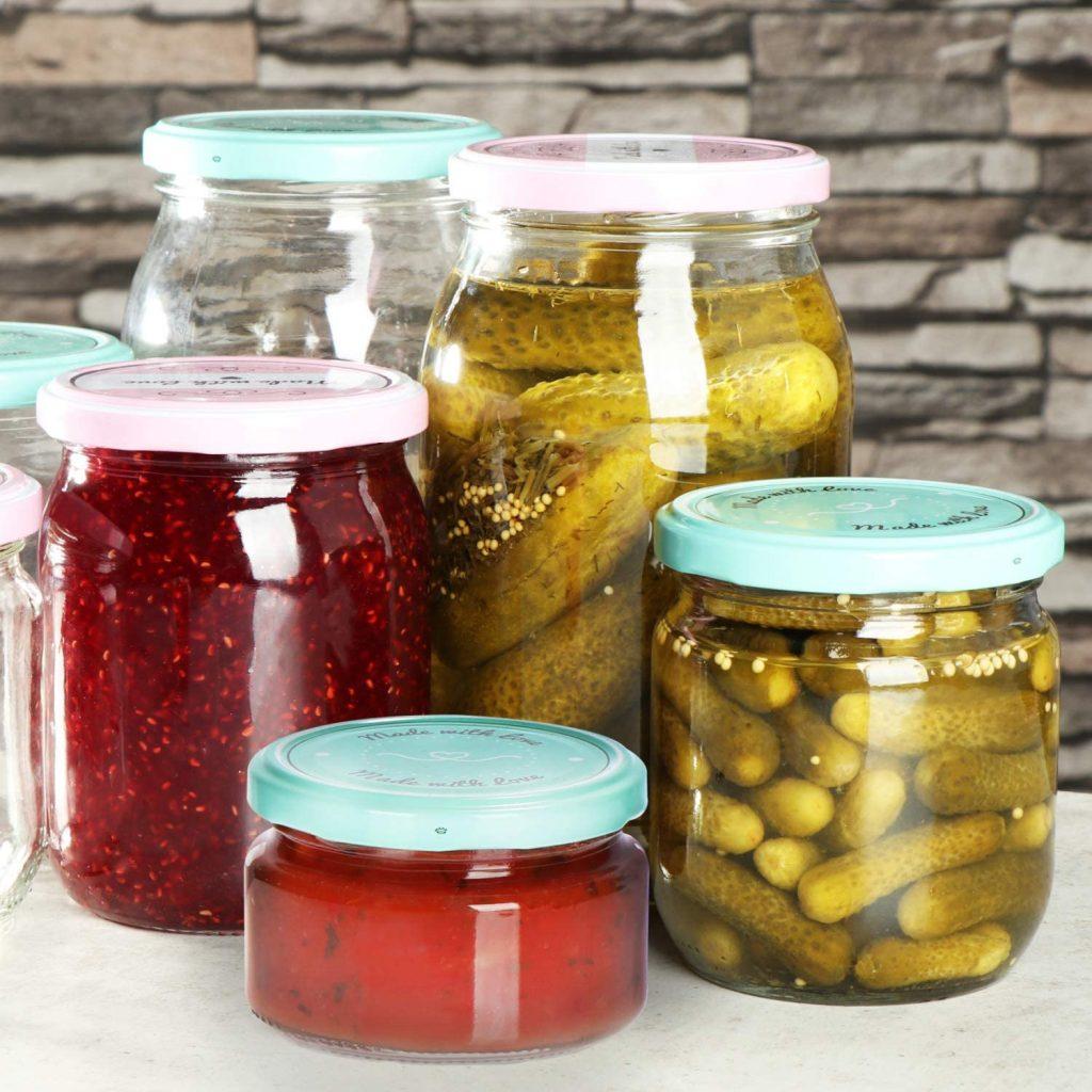 Com-four jars