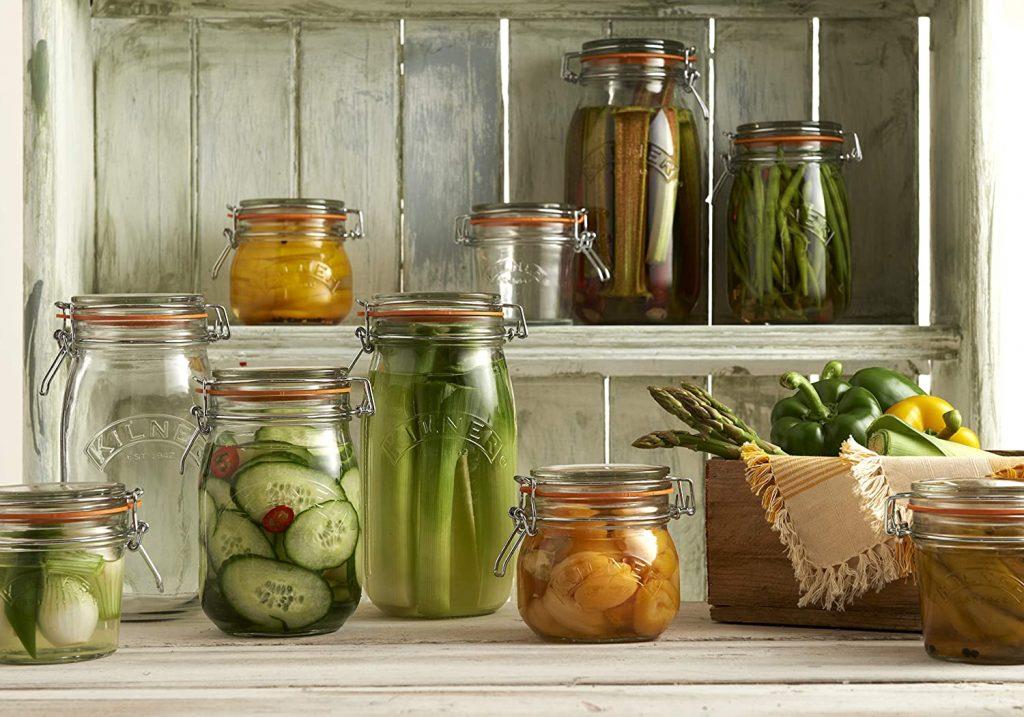 Kilner Pickling Jars