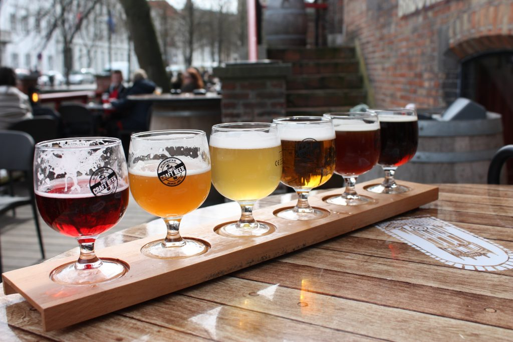 a line of sours