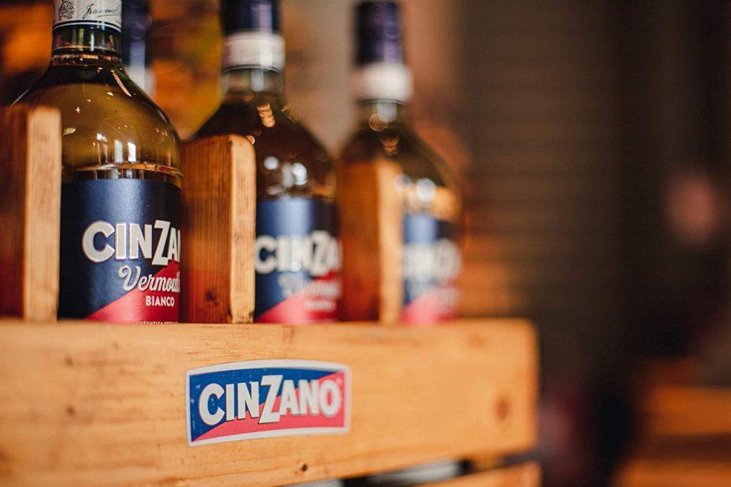 Cinzano vermouth