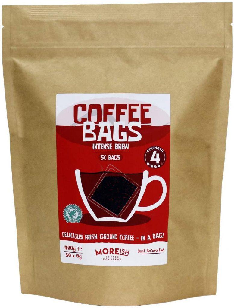 Coffee bags Moreish