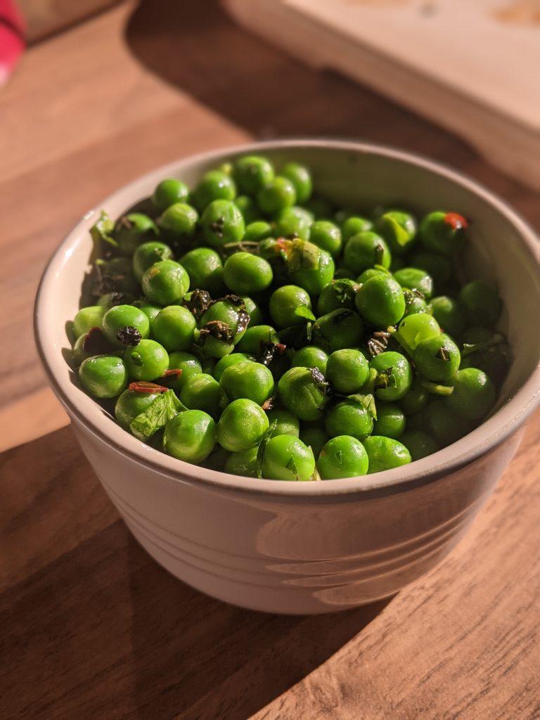 Macho peas