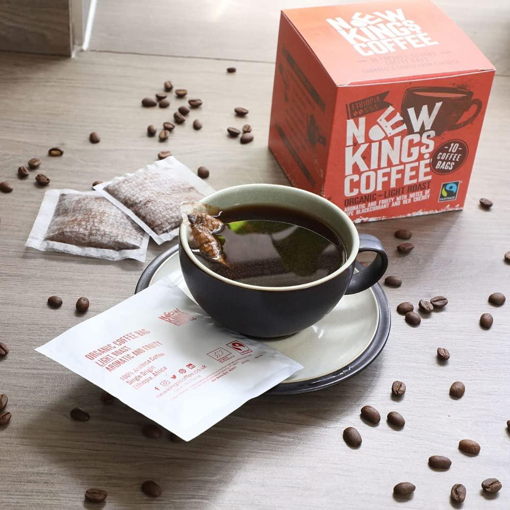 Quality Ground Coffee Bags