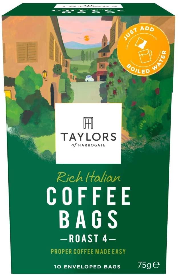 Taylors of Harrogate coffee bags