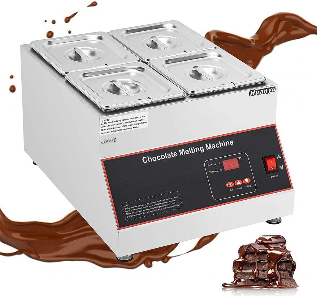 huanyuair chocolate melting machine