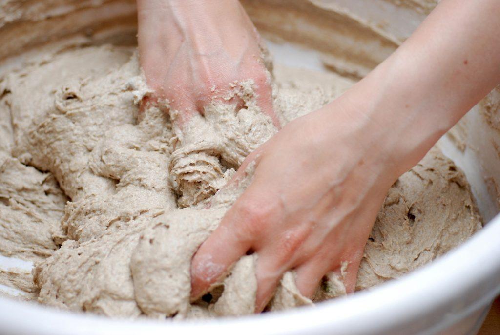 using fresh yeast