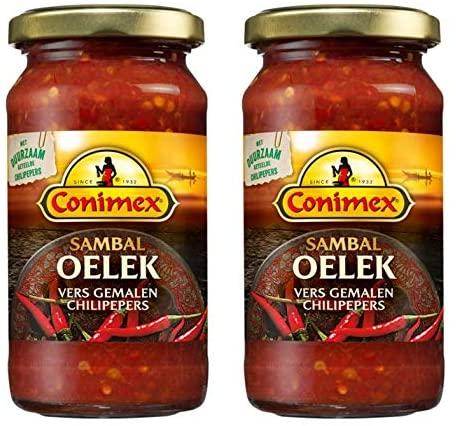 Conimex sambal oelek hot chili paste
