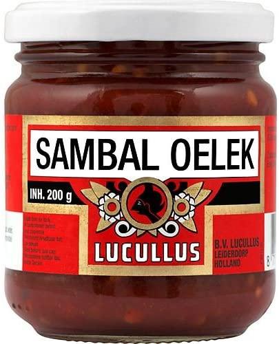 Lucullus Lucullus sambal oelek