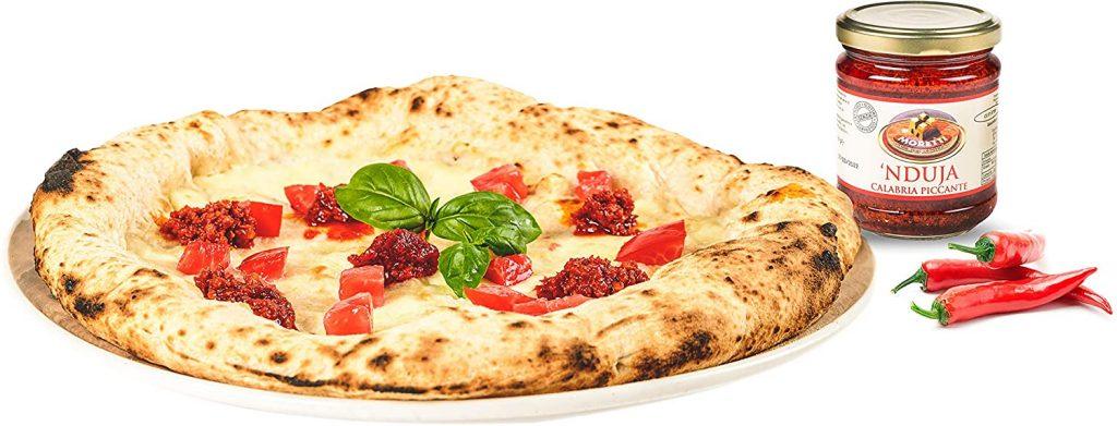 Pizza with Nudja