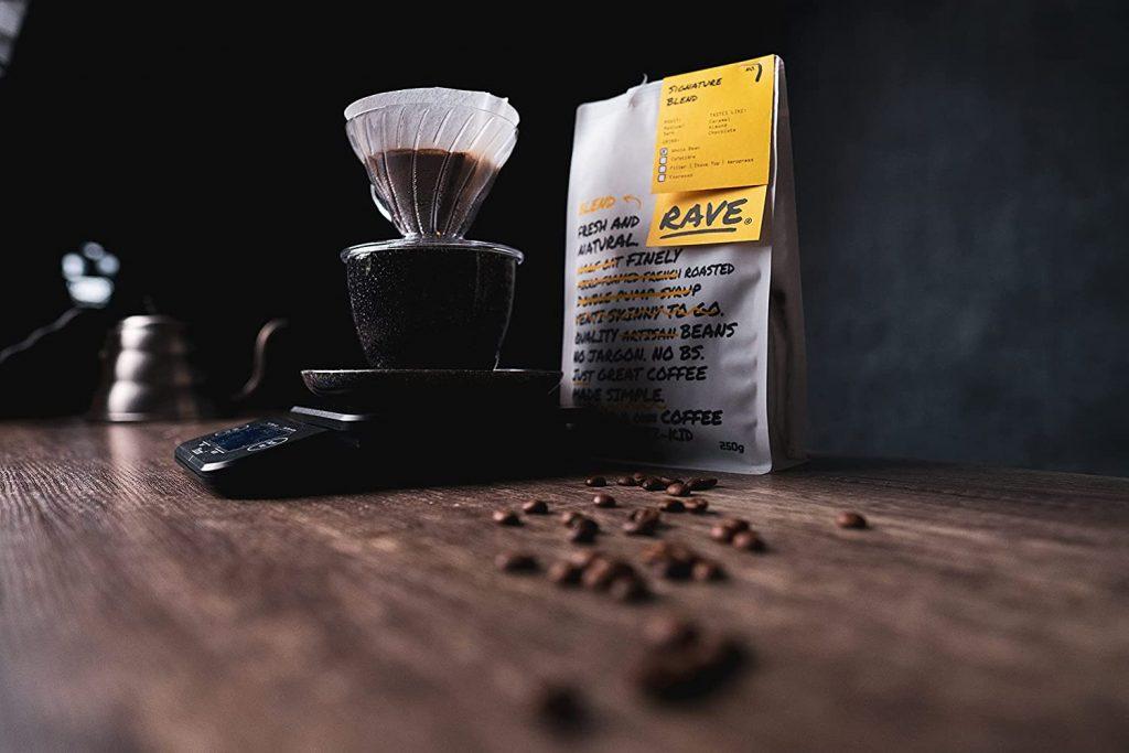 Rave Coffee Beans