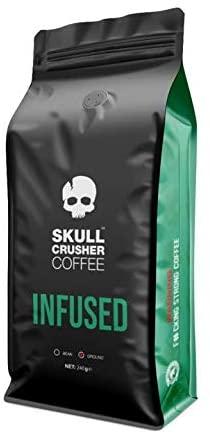 Skull crusher CBD Coffee