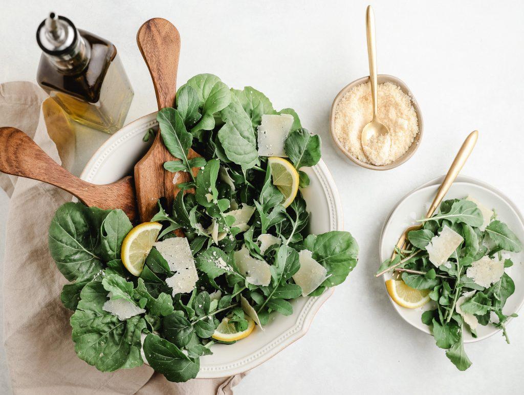 grana padano salad