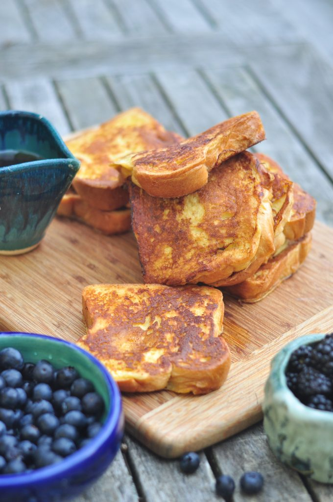 history of french toast